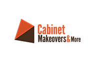 Cabinet Makeovers & More Logo - Entry #101