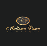 Either Midtown Pawn Boutique or just Pawn Boutique Logo - Entry #26