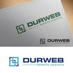 Durweb Website Designs Logo - Entry #208