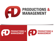 Corporate Logo Design 'AD Productions & Management' - Entry #23