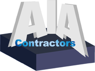 AIA CONTRACTORS Logo - Entry #8