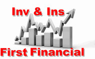First Financial Inv & Ins Logo - Entry #89