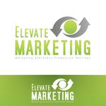 Elevate Marketing Logo - Entry #47