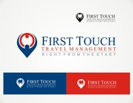 First Touch Travel Management Logo - Entry #55