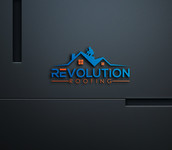 Revolution Roofing Logo - Entry #111
