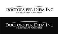 Doctors per Diem Inc Logo - Entry #138