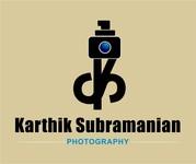 Karthik Subramanian Photography Logo - Entry #197