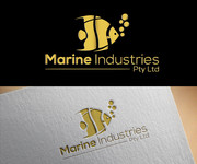 Marine Industries Pty Ltd Logo - Entry #44