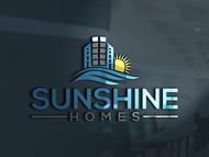 Sunshine Homes Logo - Entry #58