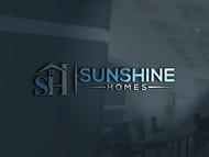 Sunshine Homes Logo - Entry #367
