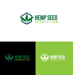 Hemp Seed Connection (HSC) Logo - Entry #26