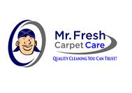 Mr. Fresh Carpet Care Logo - Entry #63