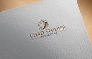Chad Studier Insurance Logo - Entry #123