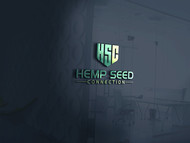 Hemp Seed Connection (HSC) Logo - Entry #21