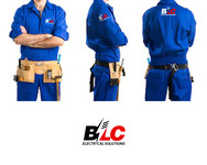 BLC Electrical Solutions Logo - Entry #379