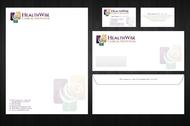 Business Card, Letterhead & Envelope Logo - Entry #4