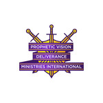 Prophetic Vision Deliverance Ministries International Logo - Entry #32