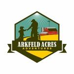 Arkfeld Acres Adventures Logo - Entry #244