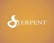 """Serpent"" Design for Retail Packaged Product Logo - Entry #45"