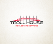 The Troll House Logo - Entry #20