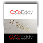 GoGo Eddy Logo - Entry #64