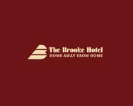 The Brooke Hotel Logo - Entry #79