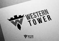 Western Tower  Logo - Entry #8