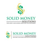 Solid Money Solutions Logo - Entry #40
