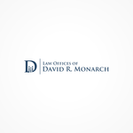 Law Offices of David R. Monarch Logo - Entry #197