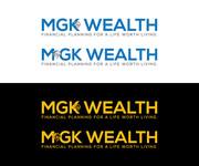 MGK Wealth Logo - Entry #281