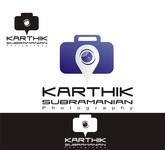 Karthik Subramanian Photography Logo - Entry #78