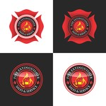 Consolidated Safety of Acadiana / Fire Extinguisher Sales & Service Logo - Entry #172