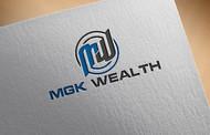 MGK Wealth Logo - Entry #136