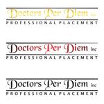 Doctors per Diem Inc Logo - Entry #8