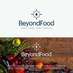 Beyond Food Logo - Entry #274