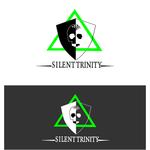 SILENTTRINITY Logo - Entry #165