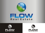 Flow Real Estate Logo - Entry #59