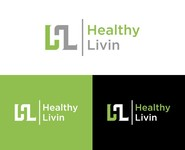 Healthy Livin Logo - Entry #6
