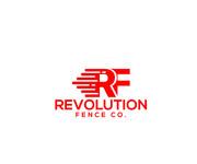Revolution Fence Co. Logo - Entry #303