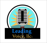 Leading Voice, LLC. Logo - Entry #66