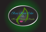 Bare Roots Color & Hair Design Studio Logo - Entry #12
