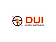 DUI Checkpoint Finder Logo - Entry #11