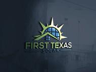 First Texas Solar Logo - Entry #60