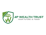 4P Wealth Trust Logo - Entry #395