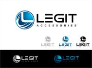 Legit Accessories Logo - Entry #208