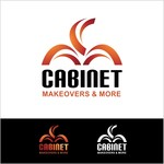 Cabinet Makeovers & More Logo - Entry #97