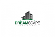 DreamScape Real Estate Logo - Entry #37