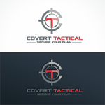 Covert Tactical Logo - Entry #25