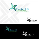 Hanford & Associates, LLC Logo - Entry #412