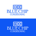 Blue Chip Conditioning Logo - Entry #212